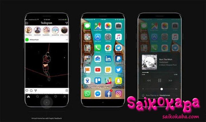 最新のアイフォン8 情報
