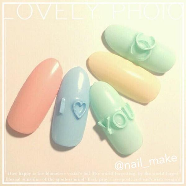 ����♥�イル� @cute__nail_