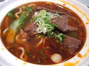 紅焼牛肉麺(紅燒牛肉麵)