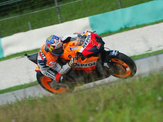 MotoGPで世界チャンピオンになる