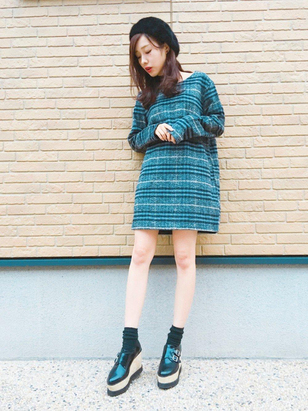 最新「韓国」k-fashion!「オルチャンファッション」大人可愛い画像集!