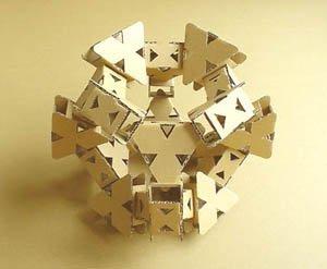 マゴクラデザインのダンボールパズル