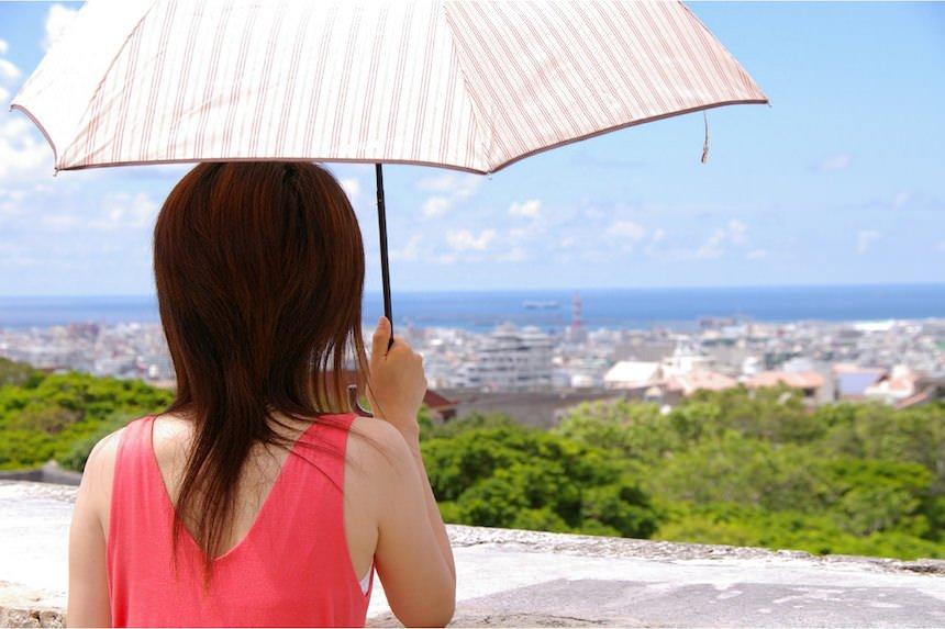 日傘・帽子