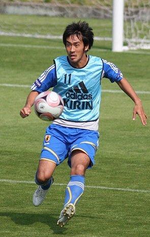 茂原 岳人 サッカー選手