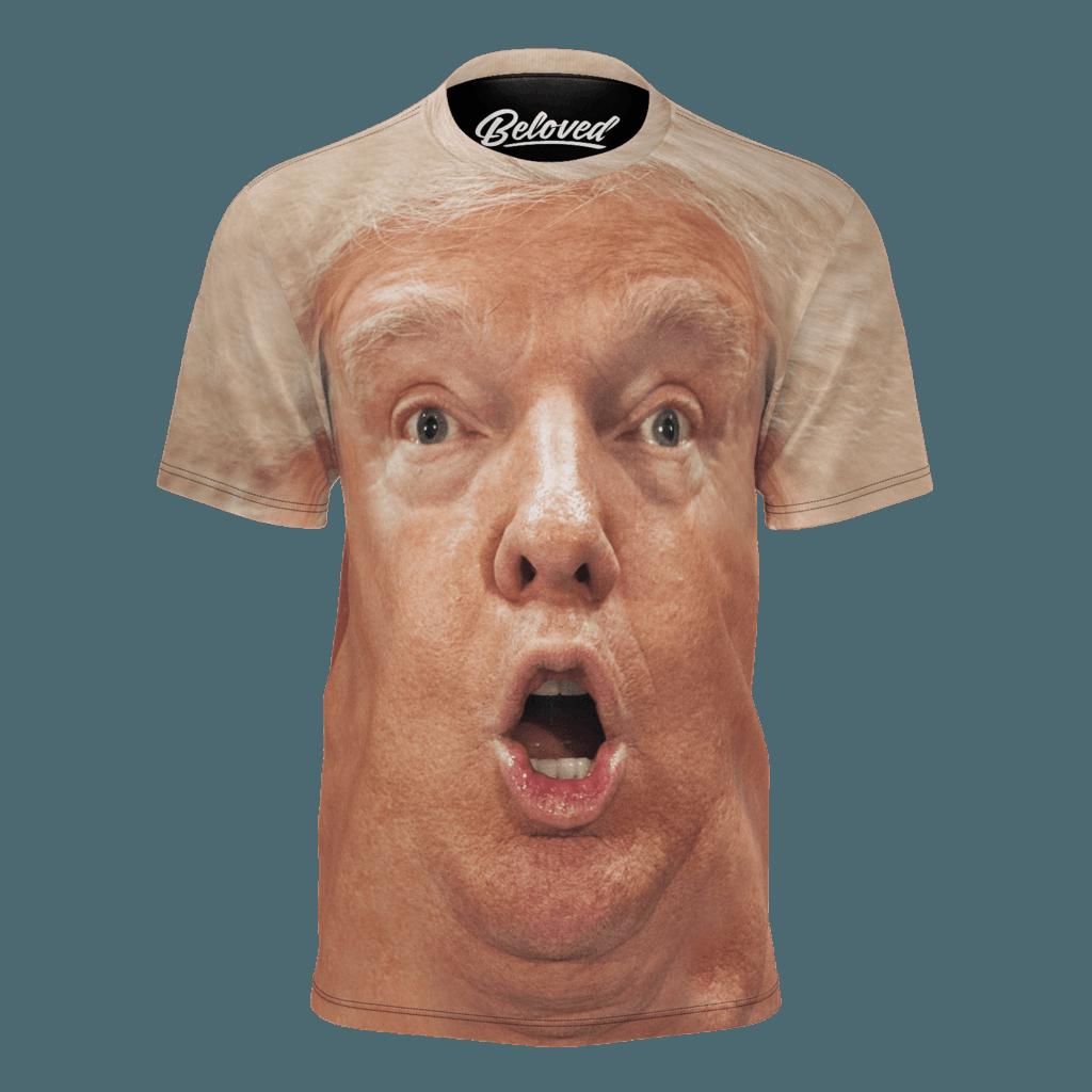 トランプTシャツ
