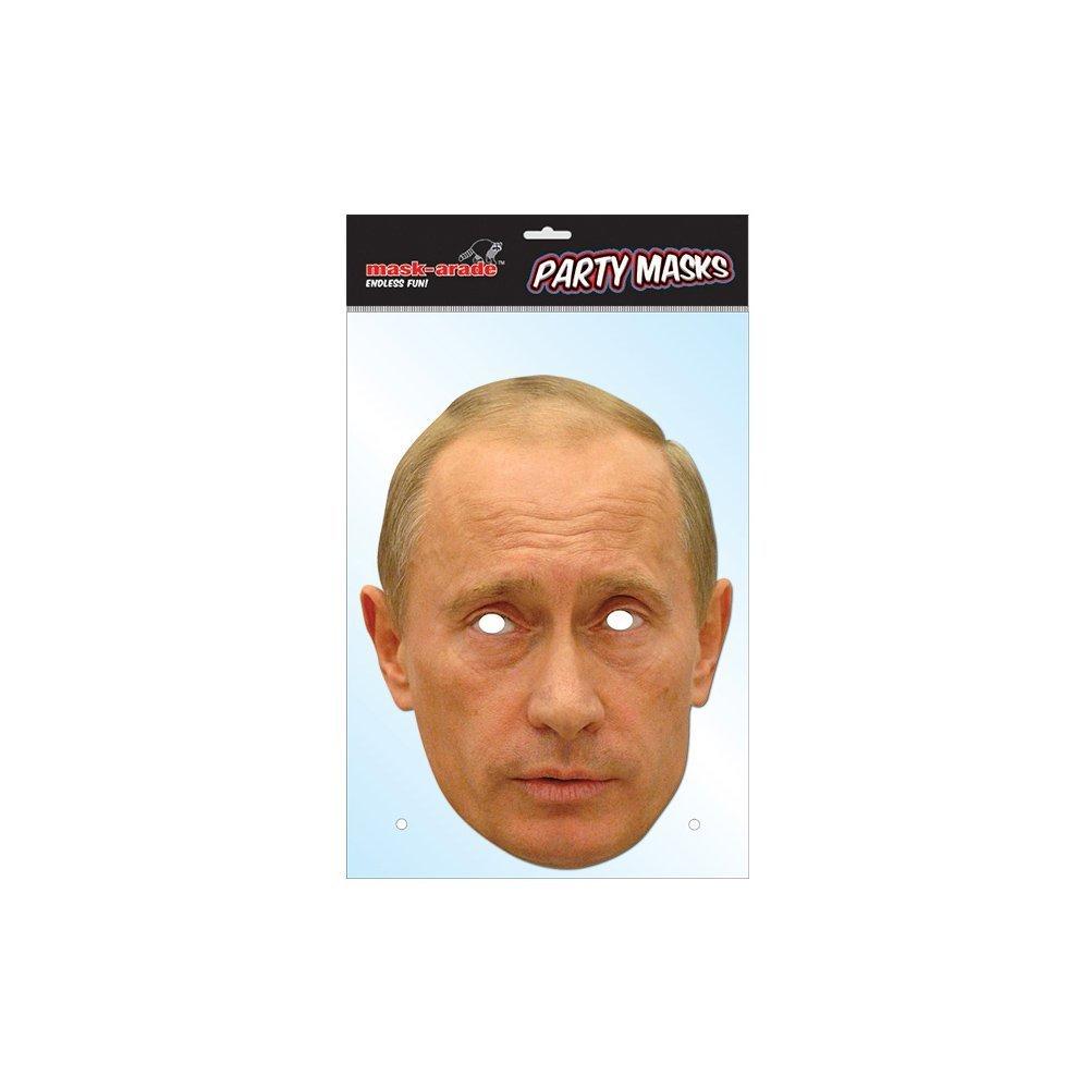パーティーマスク【ウラジーミル・プーチン大統領】
