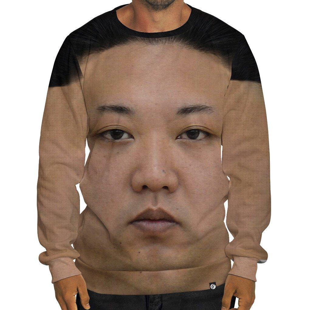 金正恩ウェットシャツ