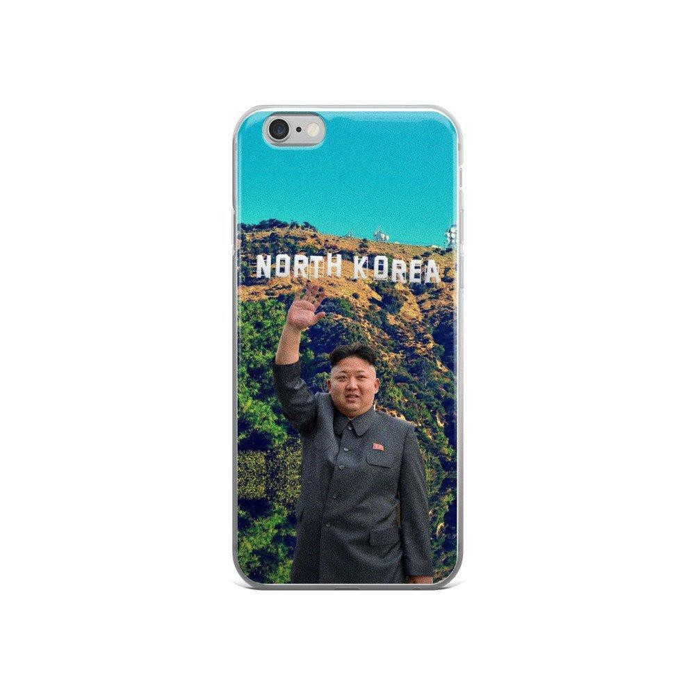 金正恩 iPhoneケース