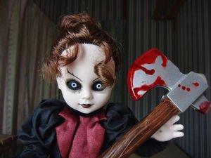 LDDのリジー・ボーデン人形