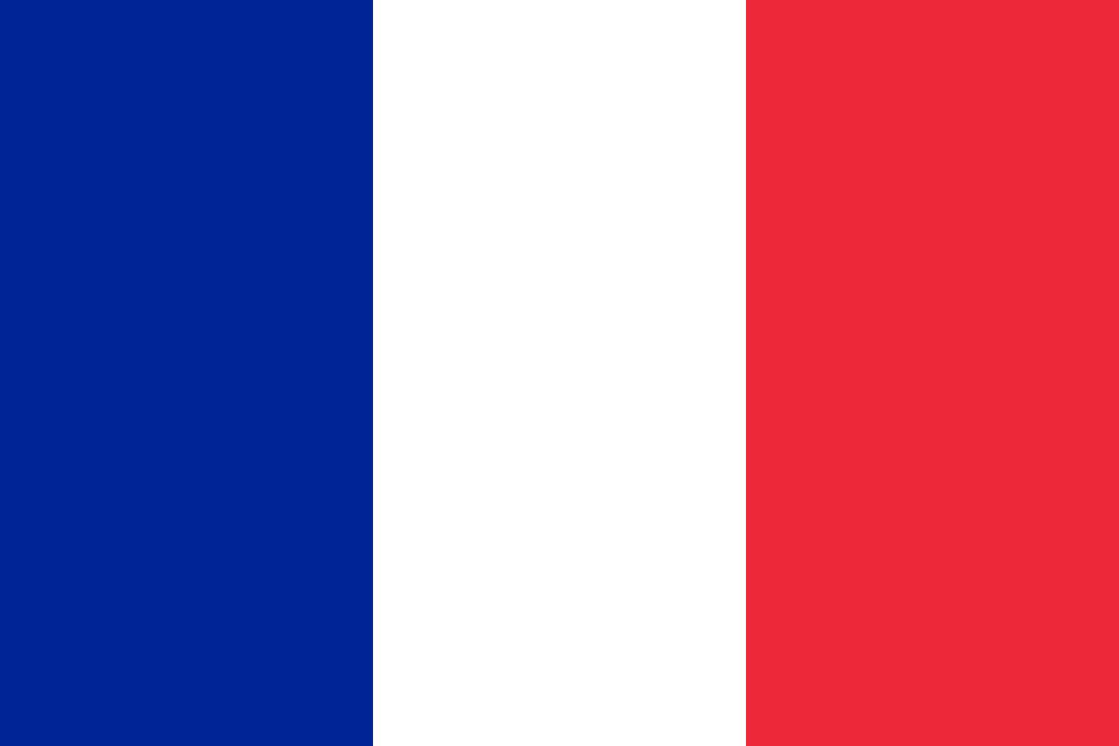 レユニオン島の旗