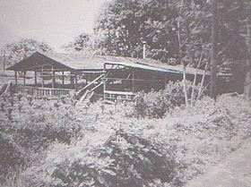 当時の養豚場