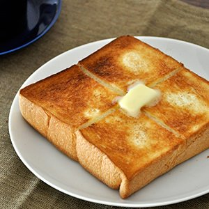 感動のバタートースト