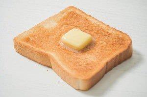 毎日のトースト