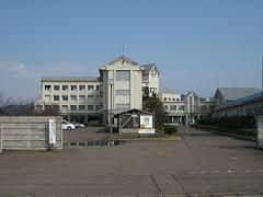 能代市の県立二ツ井高校