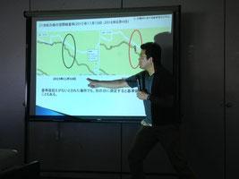 世田谷区放射線アドバイザー小豆川勝見先生の講演