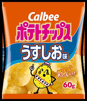 うすしお味 (60g)