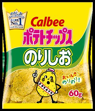 のりしお (60g)