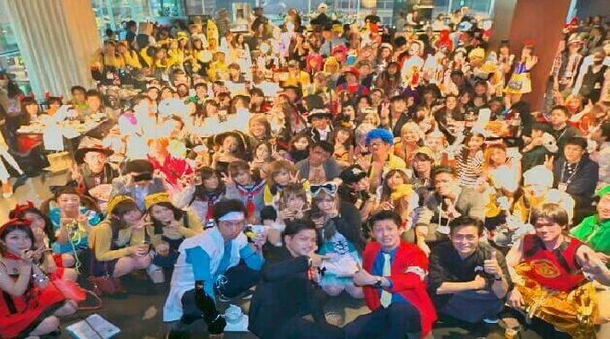 北九州シティーみんな集まれ!!BIGハロウィンパーティーイベント2017☆★ゲキハロ!!!