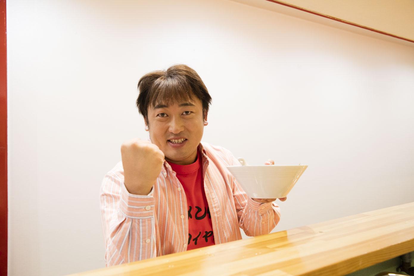らーめんウォッチャー・伊吹のり崇が語るラーメン新潮流とは?動画公開中!