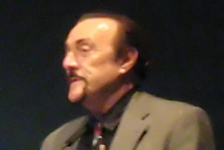実験指導したフィリップ・ジンバルドー氏