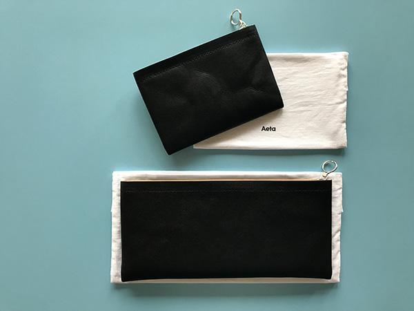 財布とポーチ