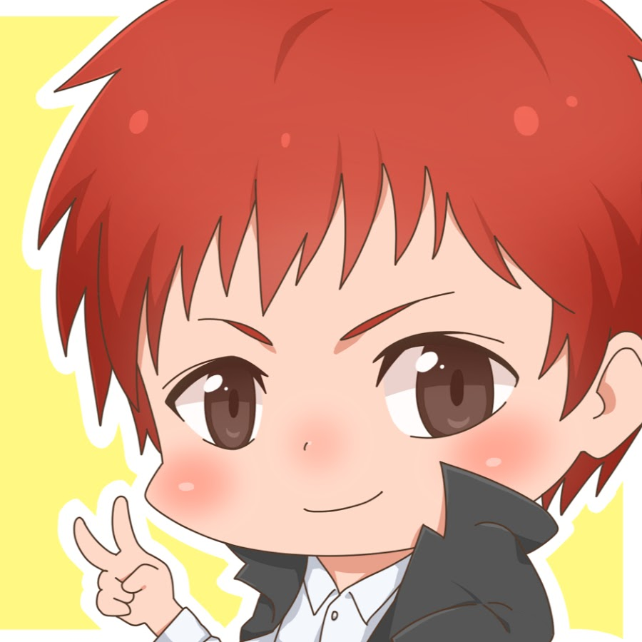 赤髪のとも / Akagami no Tomo