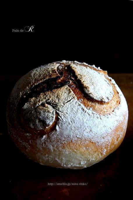 カンパ成形Rクープのフランスパン