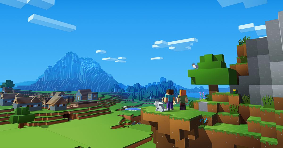 Minecraft / マインクラフト