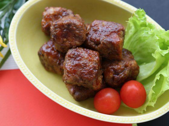 サイコロステーキの節約&簡単レシピ。北斗晶さんのボリュームおかず。
