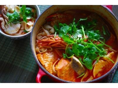 体が温まる! 身近な素材でトムヤム鍋&ヌードル