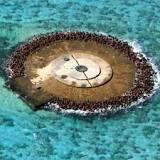 最南端の島「沖ノ鳥島」