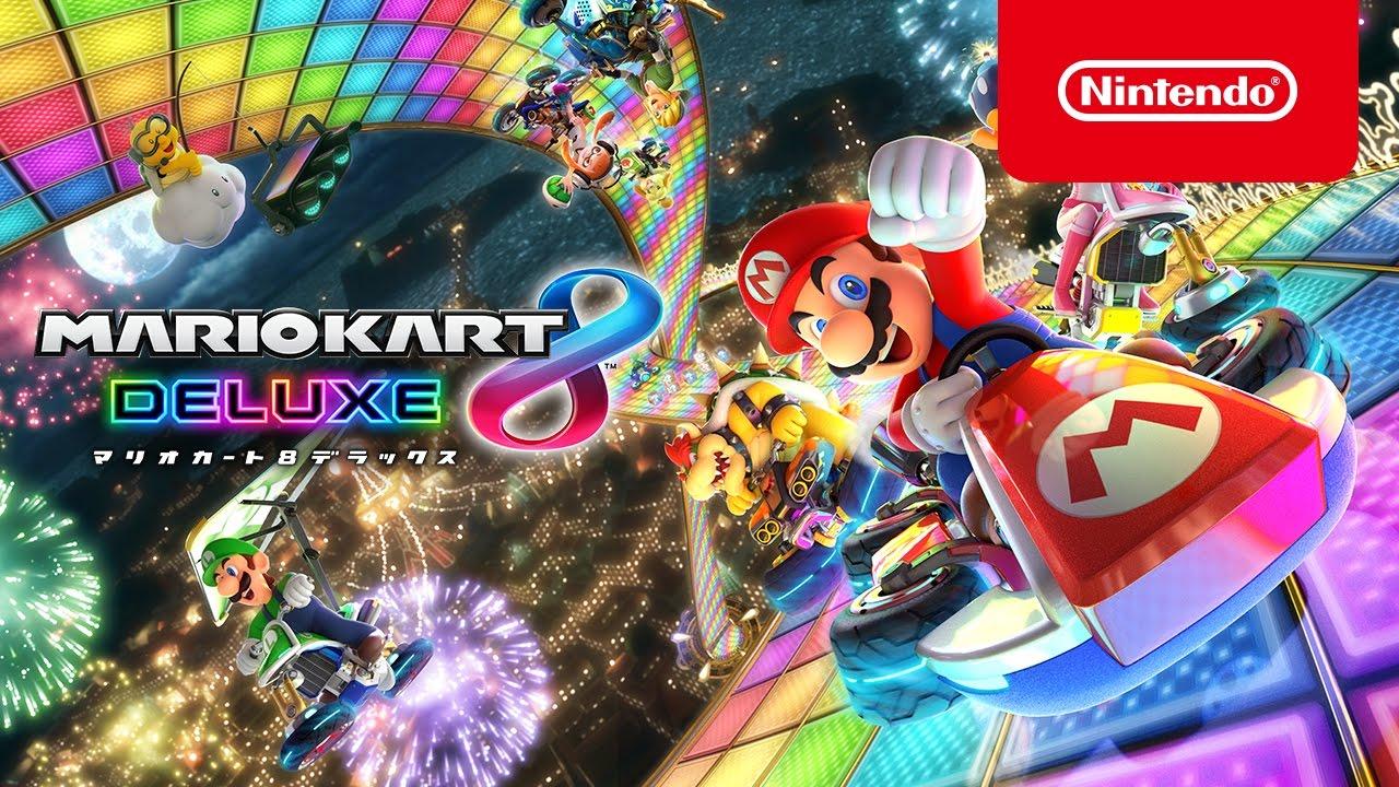 Mario Kart 8 Deluxe / マリオカート8デラックス