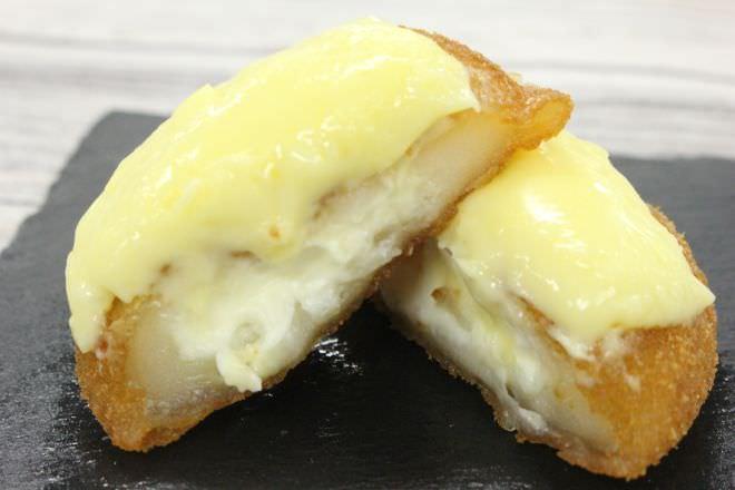 チーズ乗せ