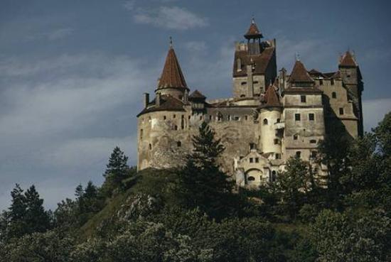 ブラン城(ドラキュラ城)