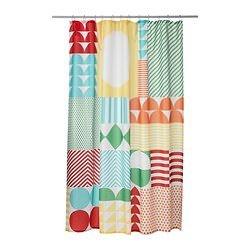 IKEAのシャワーカーテン
