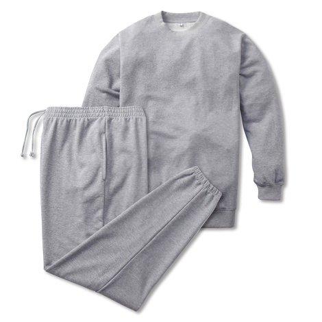 スウェットパジャマ