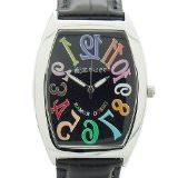 フランク三浦 逆回転式ユニーク腕時計